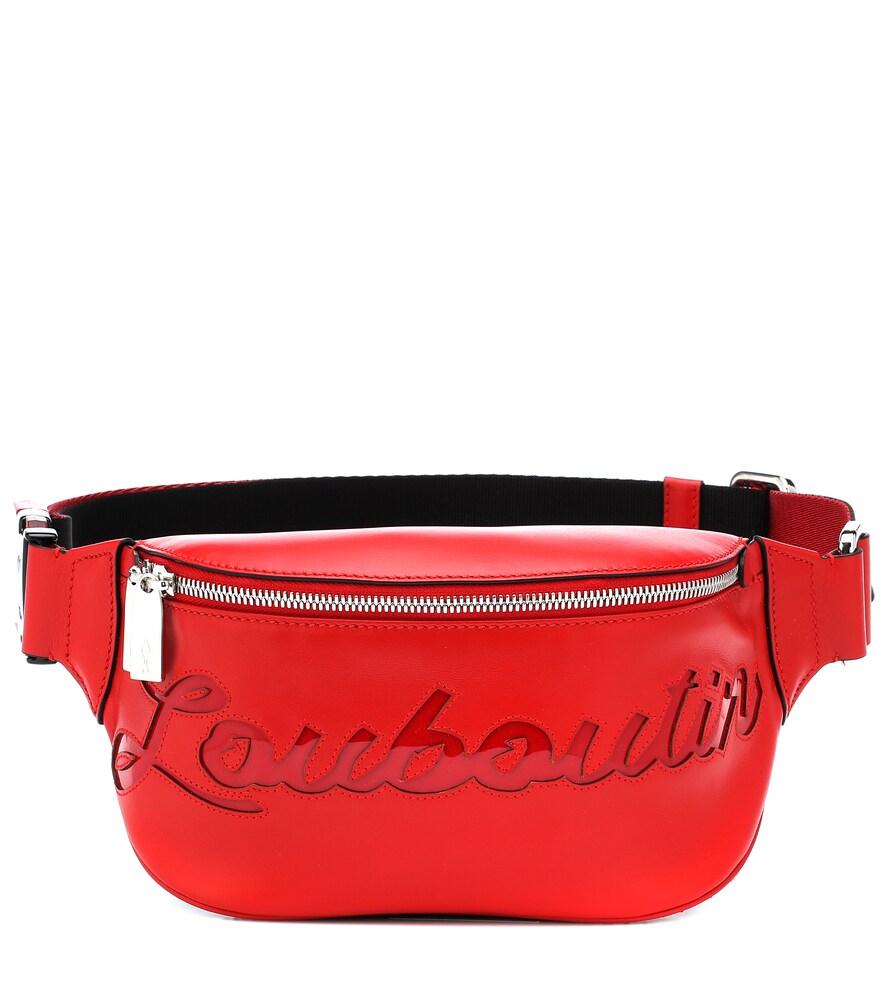 Christian Louboutin   Marie Jane leather belt bag   Clouty