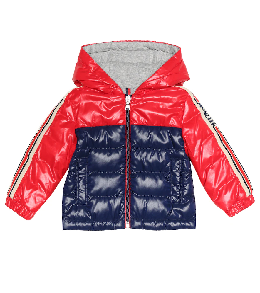 Moncler Enfant | Baby Jonc down puffer coat | Clouty