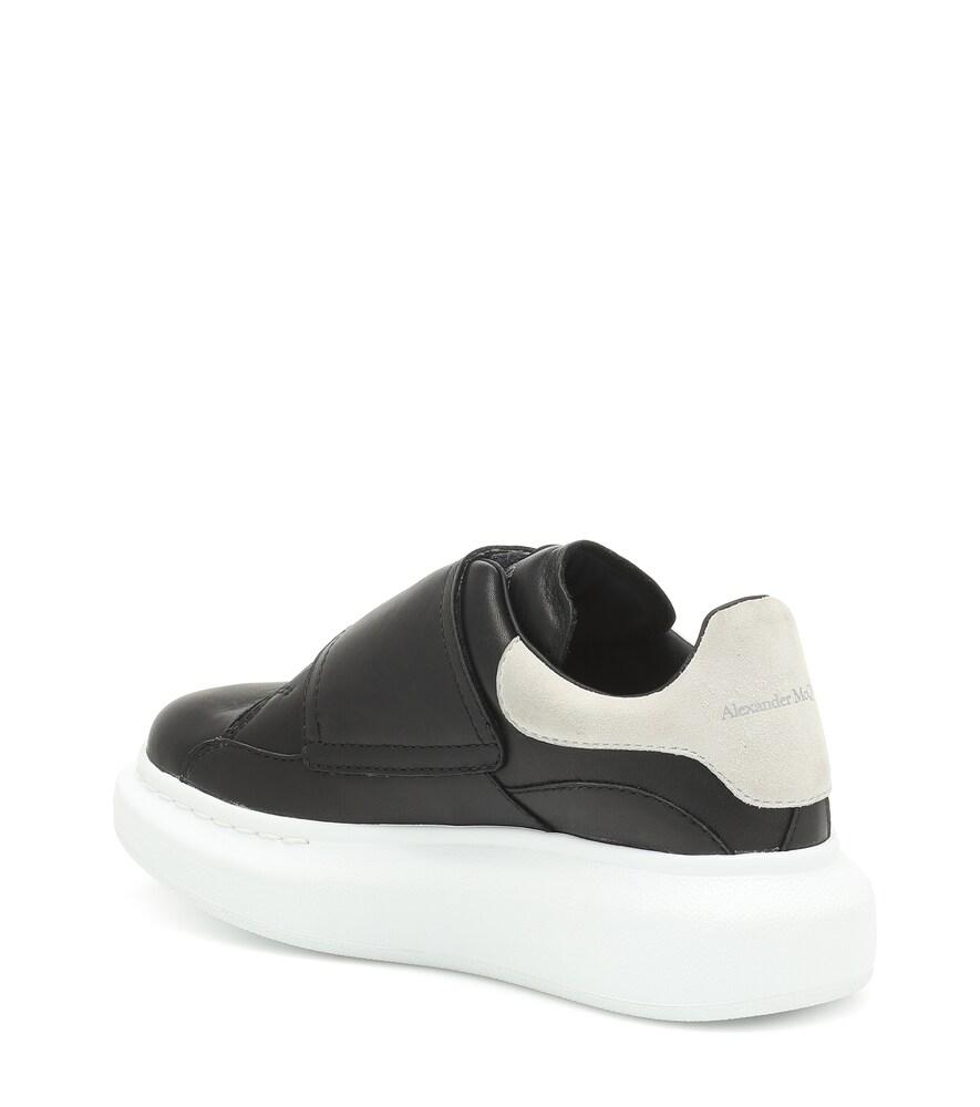 Alexander McQueen Kids | Leather sneakers | Clouty