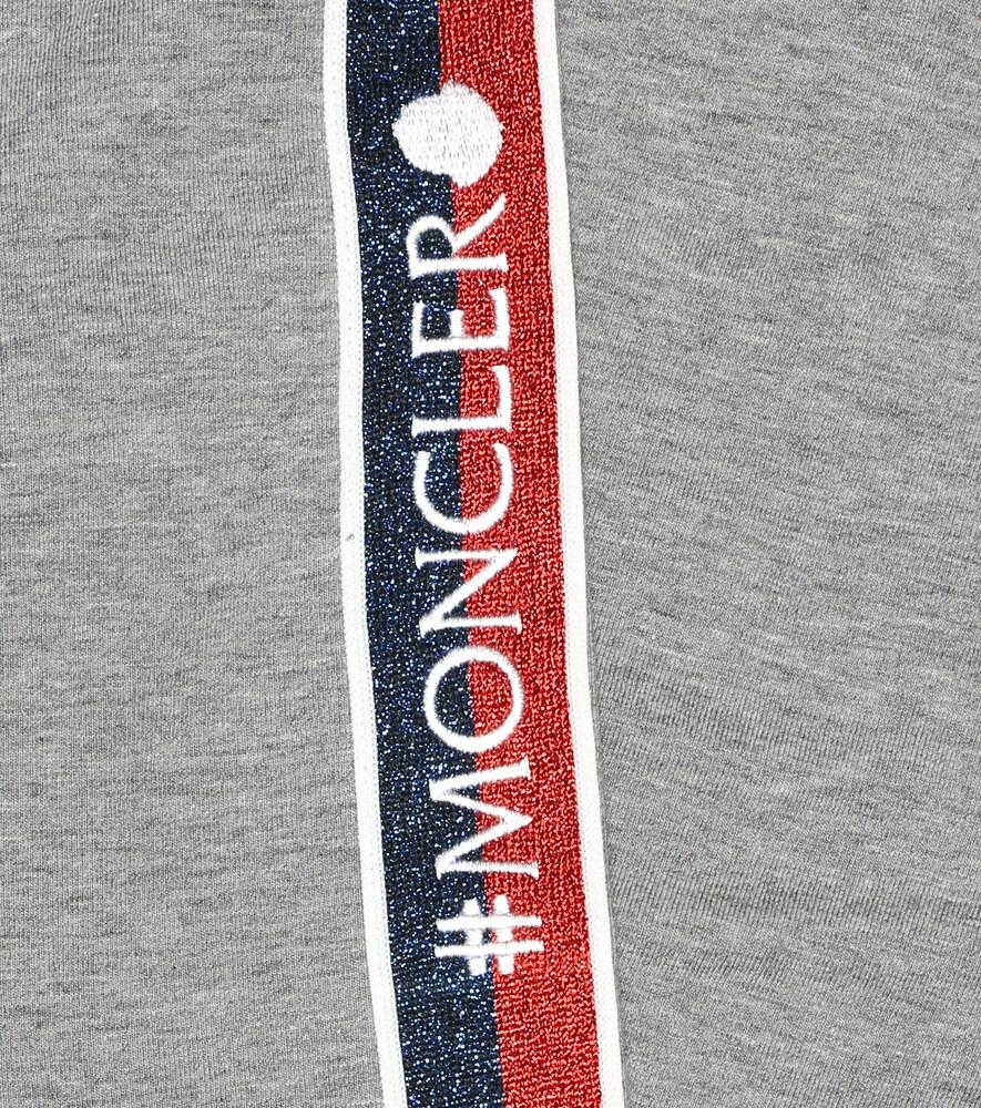 Moncler Enfant | Logo stretch-cotton tracksuit | Clouty
