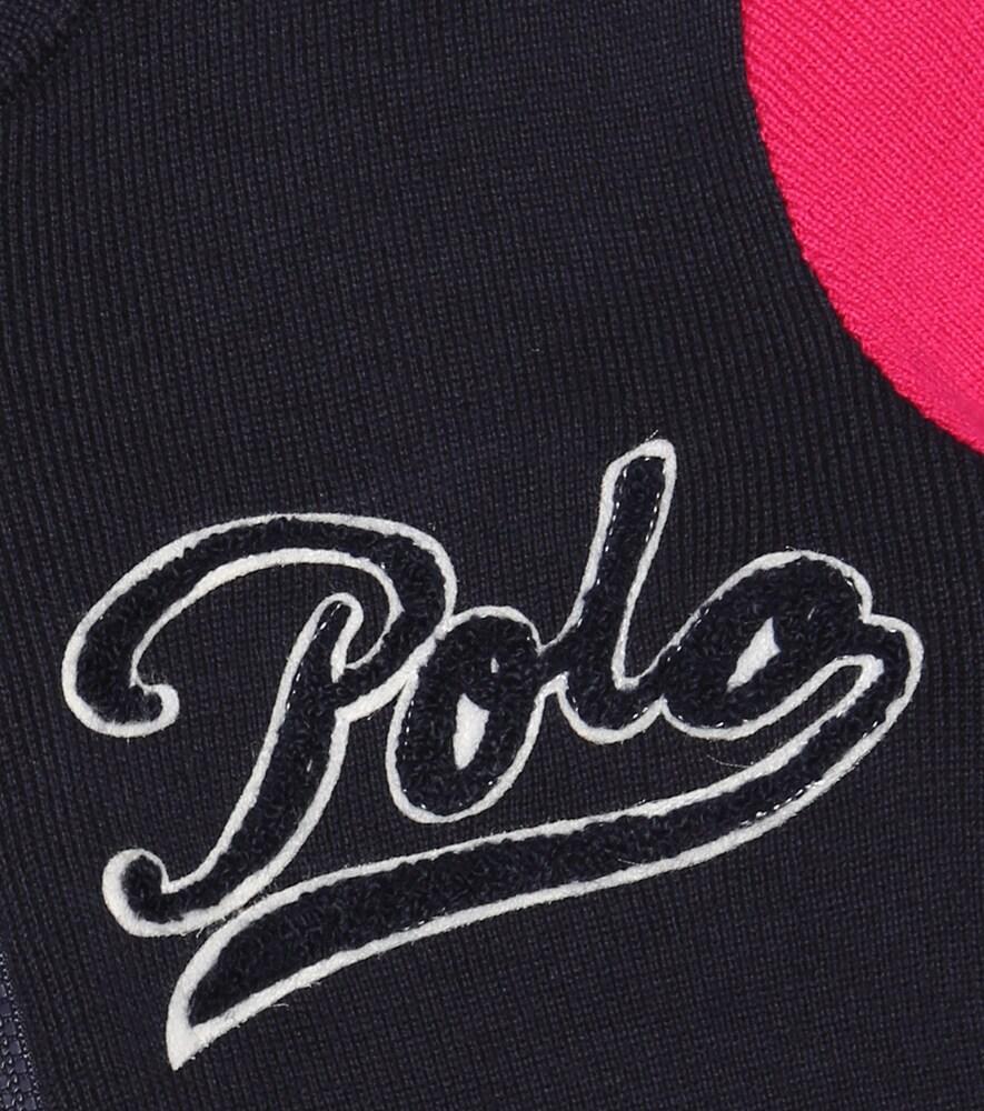 Ralph Lauren Children | Cotton varsity jacket | Clouty