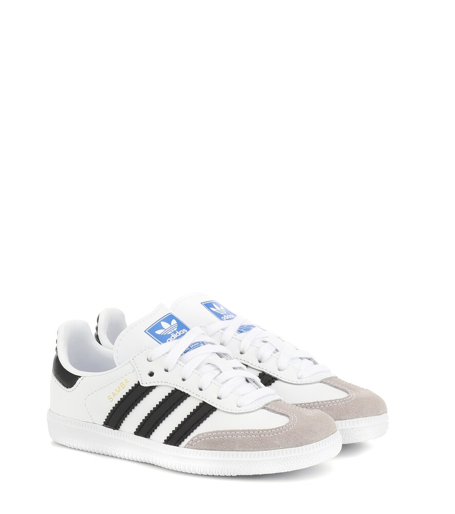 adidas Originals | Samba OG leather sneakers | Clouty