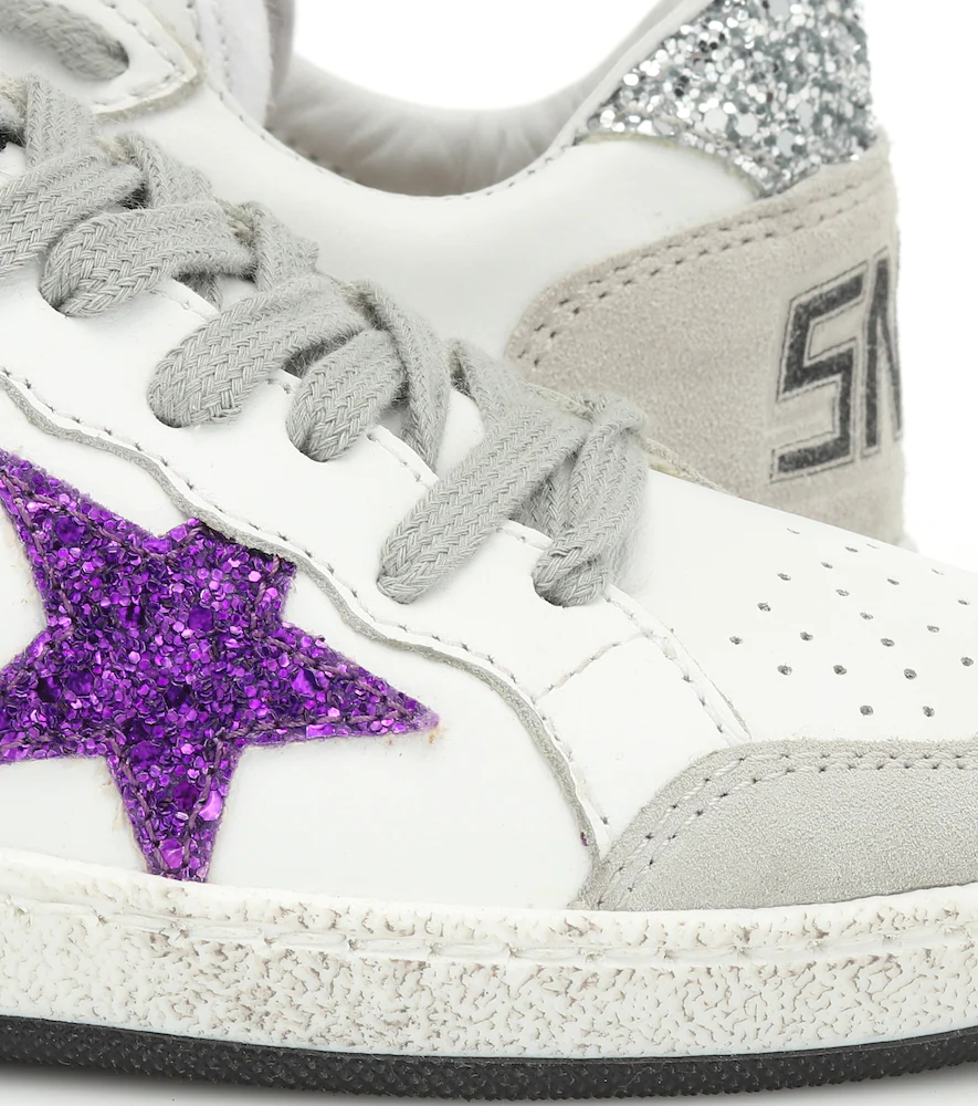 Golden Goose Deluxe Brand | Ball Star leather sneakers | Clouty