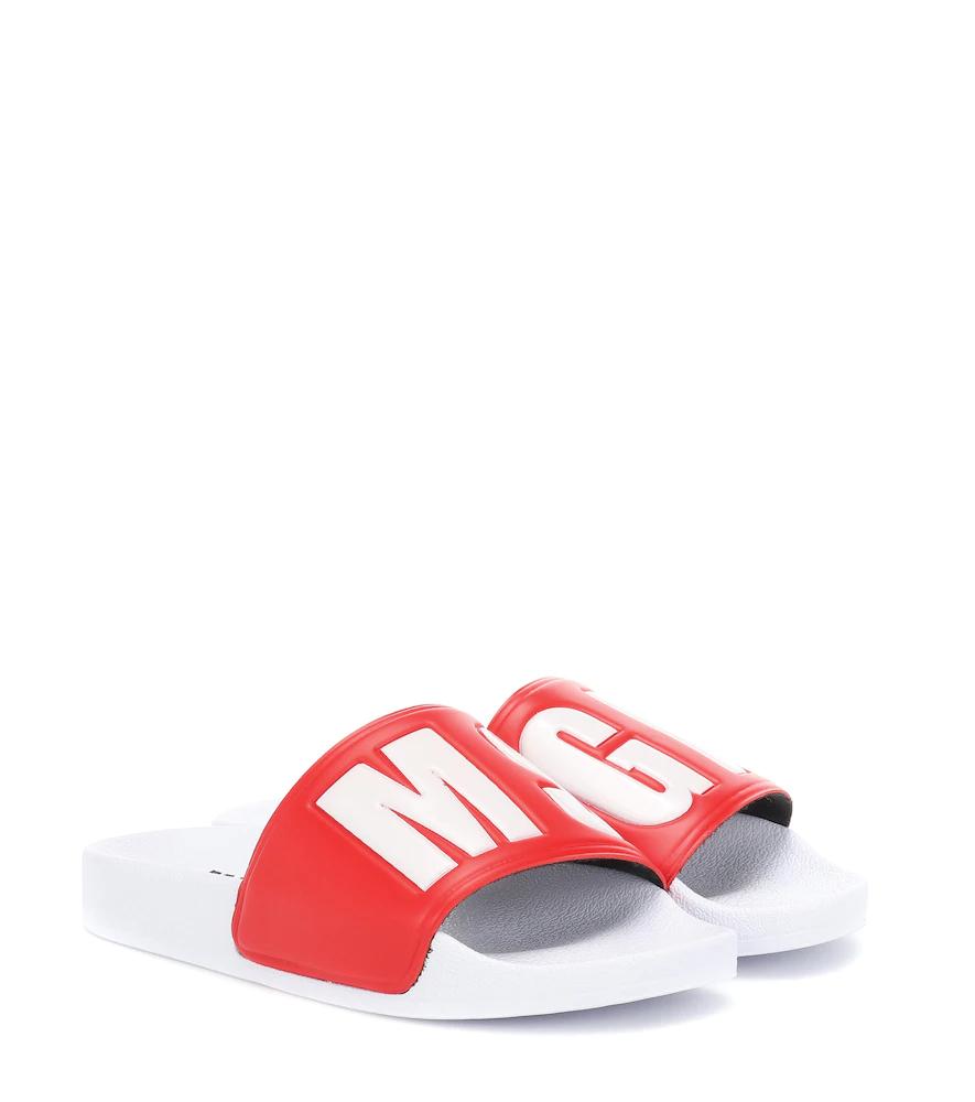 MSGM Kids | Ciabatta slides | Clouty