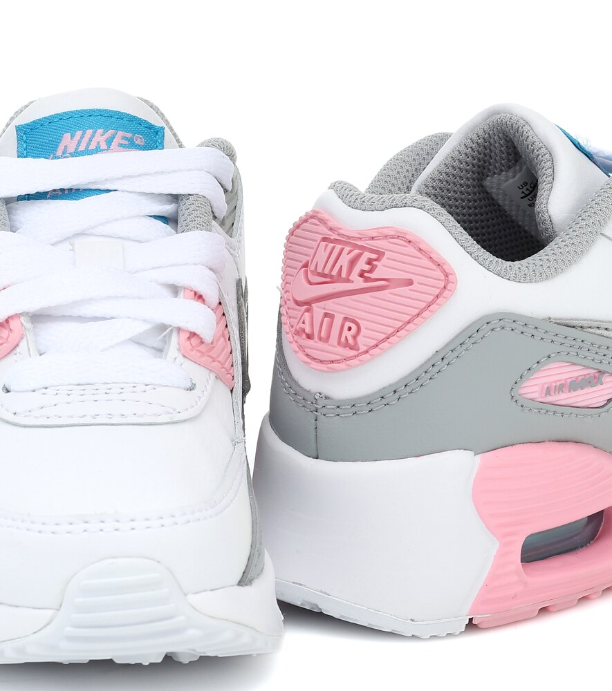NIKE | Air Max 90 leather sneakers | Clouty