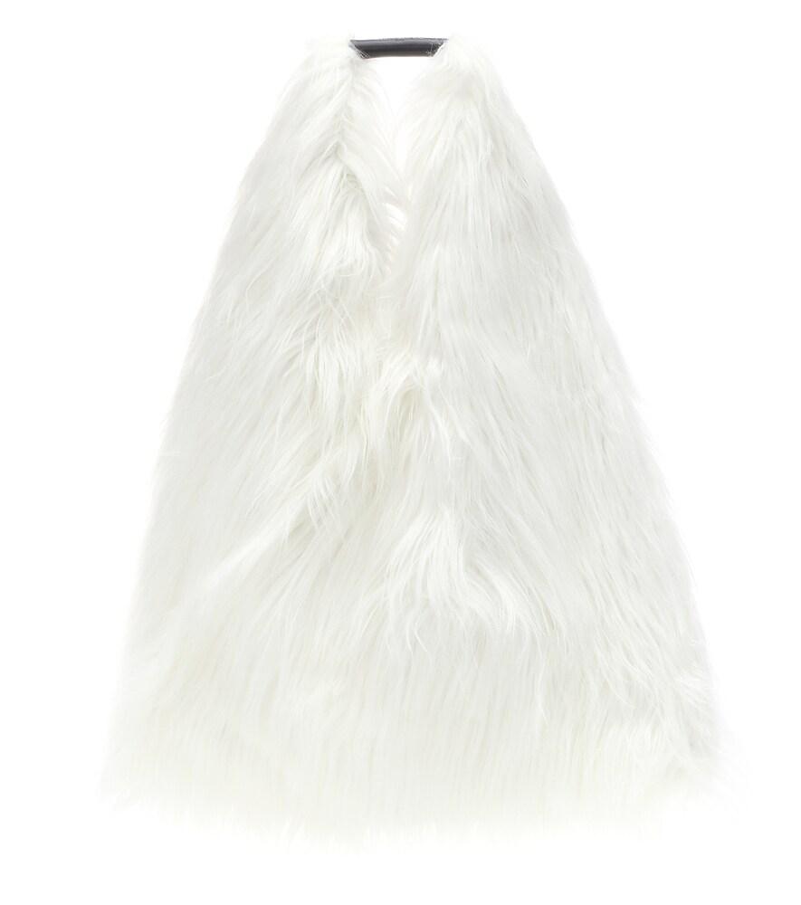 MM6 Maison Margiela | Japanese Medium faux fur tote | Clouty