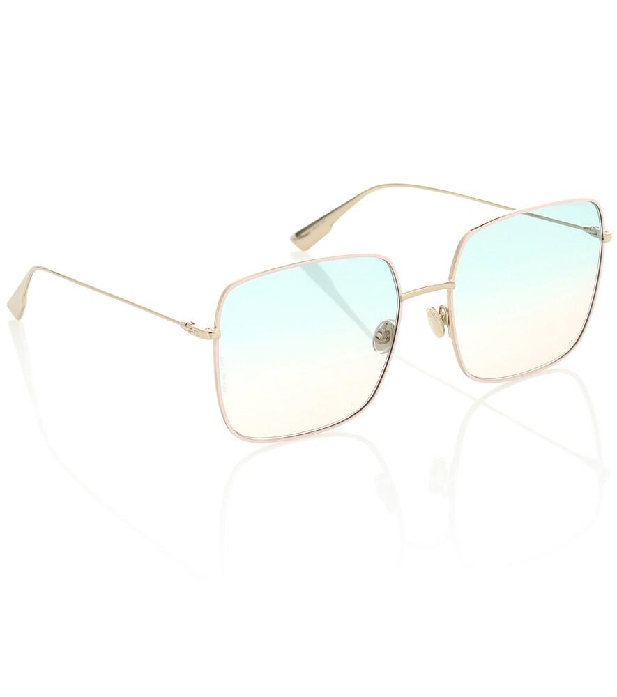 Dior | DiorStellaire1 square sunglasses | Clouty