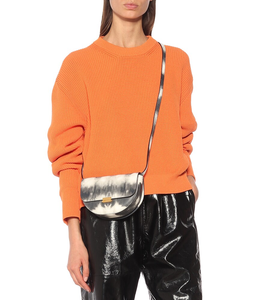 Wandler | Anna Buckle leather belt bag | Clouty