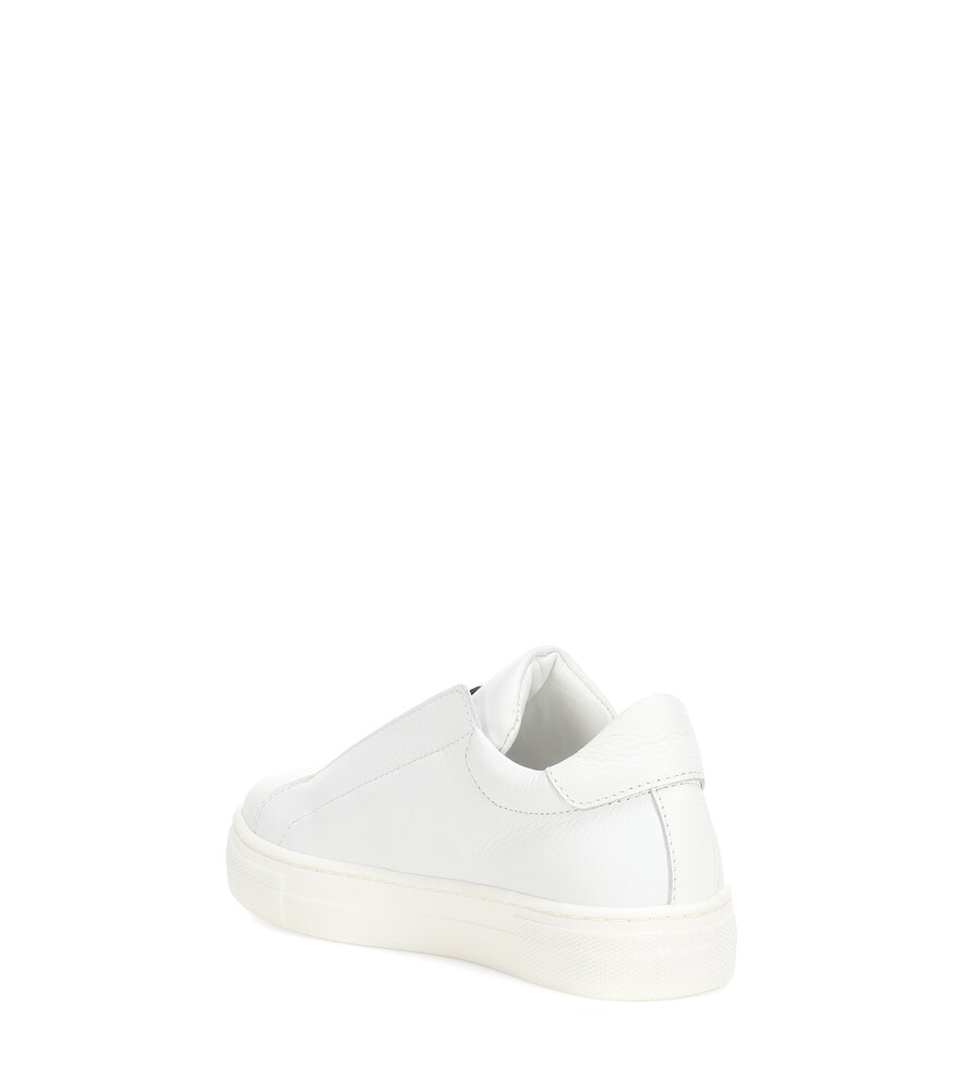 Fendi Children | Leather sneakers | Clouty