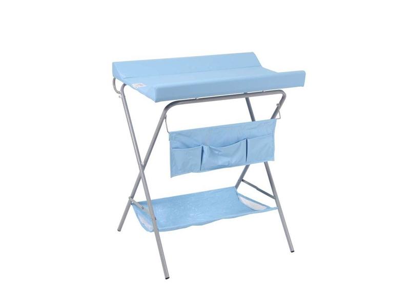 Фея | Стол пеленальный Фея голубой | Clouty