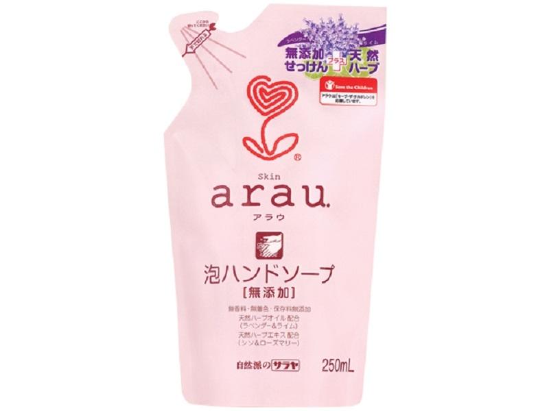 Arau | Мыло Arau пенящееся для рук, 500 мл | Clouty