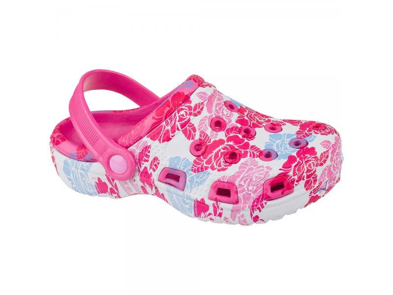 Mursu | Туфли Mursu открытые для девочки фуксия, р.31 | Clouty