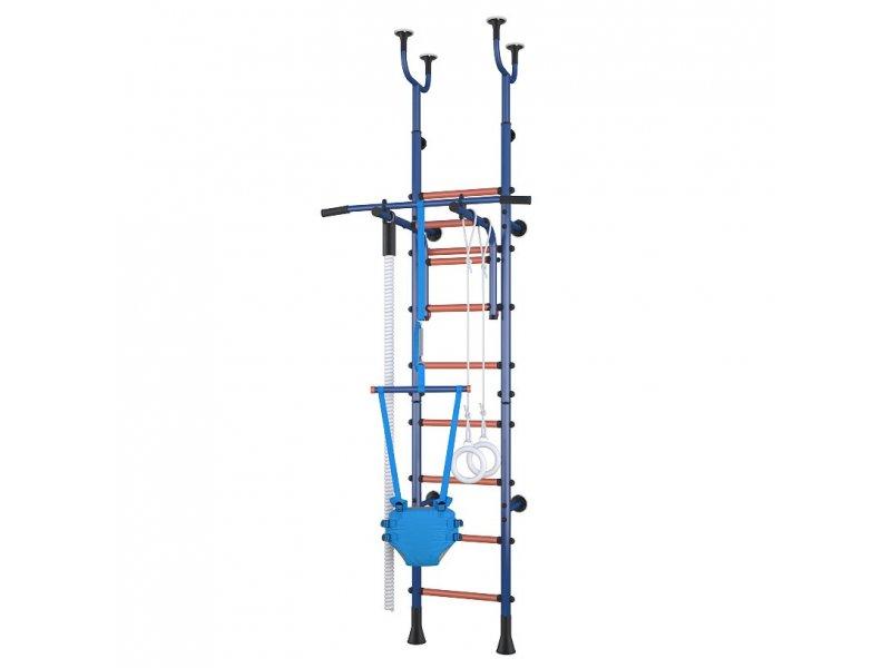Polini | Комплекс спортивный Polini детский Sport Active, комбинированный синий | Clouty