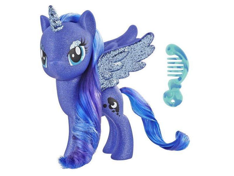 Hasbro | Набор игровой Hasbro, My Little Pony. Пони с разноцветными волосами, S19 | Clouty