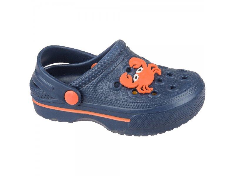 Mursu | Туфли Mursu для мальчика, открытые синий, р.27 | Clouty