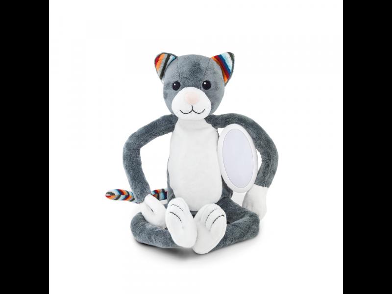 Zazu | Ночник Zazu с успокаивающими мелодиями, Котёнок Кэти | Clouty