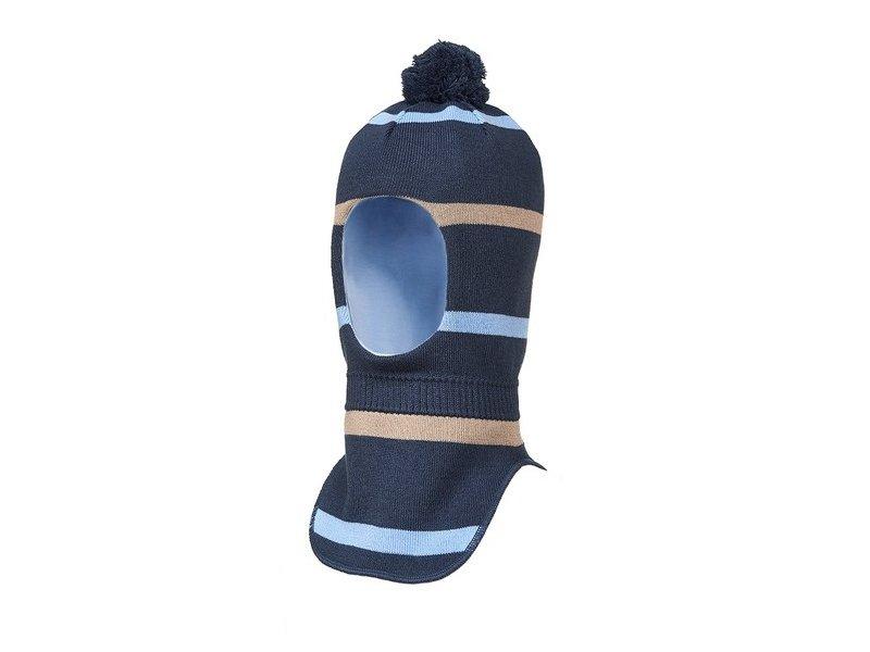 Oldos | Шапка-шлем Oldos Active, Невис джинсовый/голубой, р.48-50 | Clouty