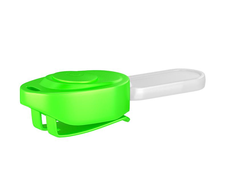 Фотон   Фонарь-маячок Фотон светодиодный SF-30 зеленый   Clouty