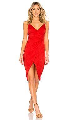 House Of Harlow 1960 | Красный Платье-комбинация alvaro - House of Harlow 1960 | Clouty
