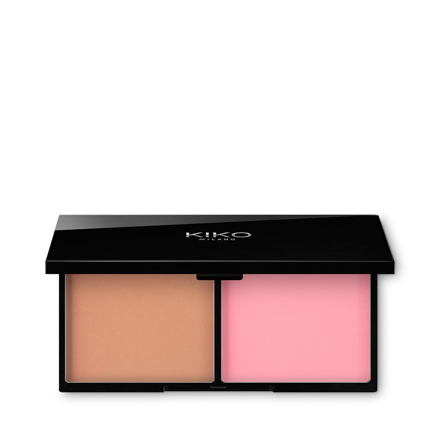 KIKO Milano | Smart Blush And Bronzer Palette 01 | Clouty