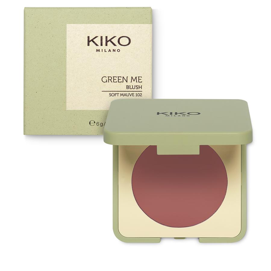 KIKO Milano | New Green Me Blush 102 | Clouty