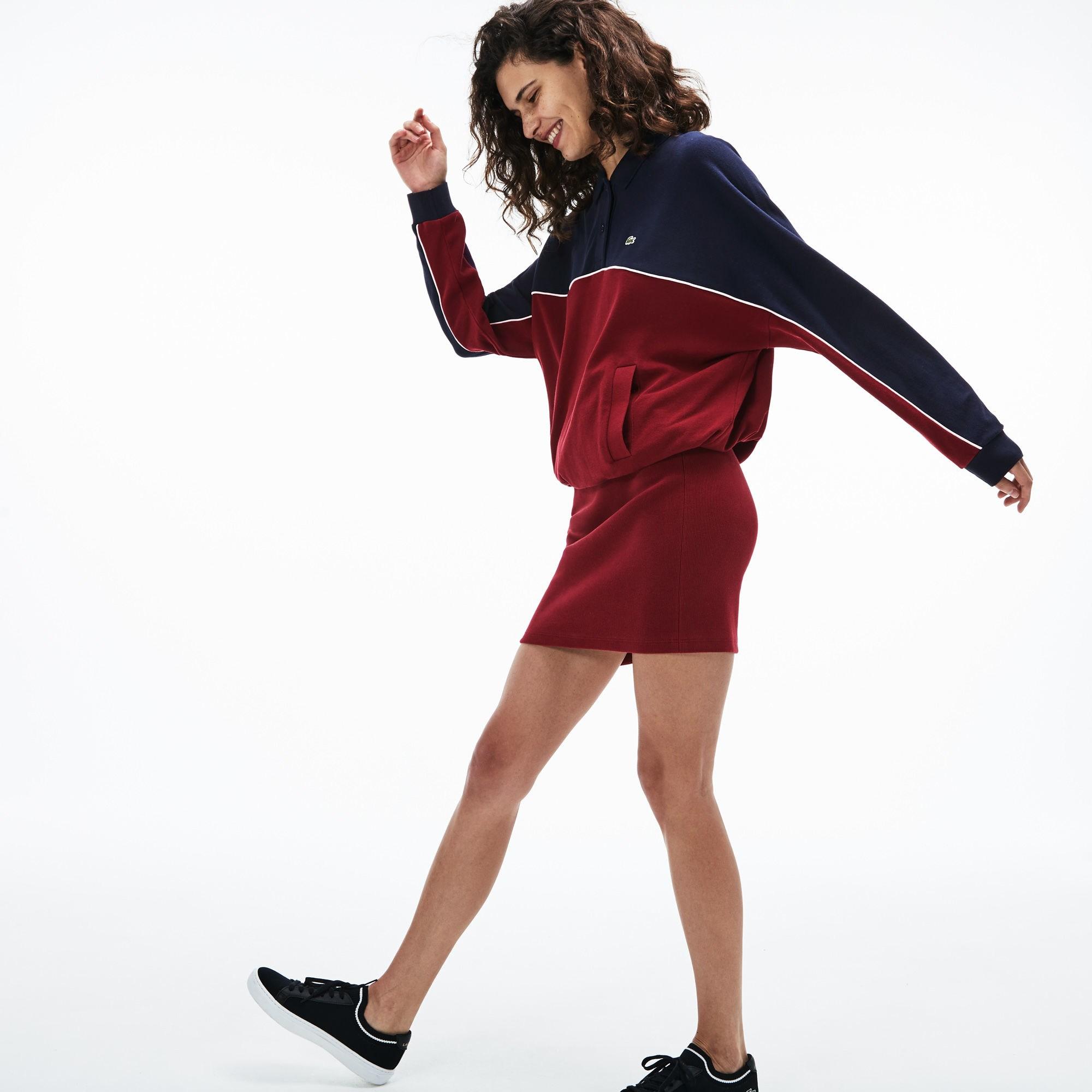 Lacoste | красный Платье Lacoste | Clouty