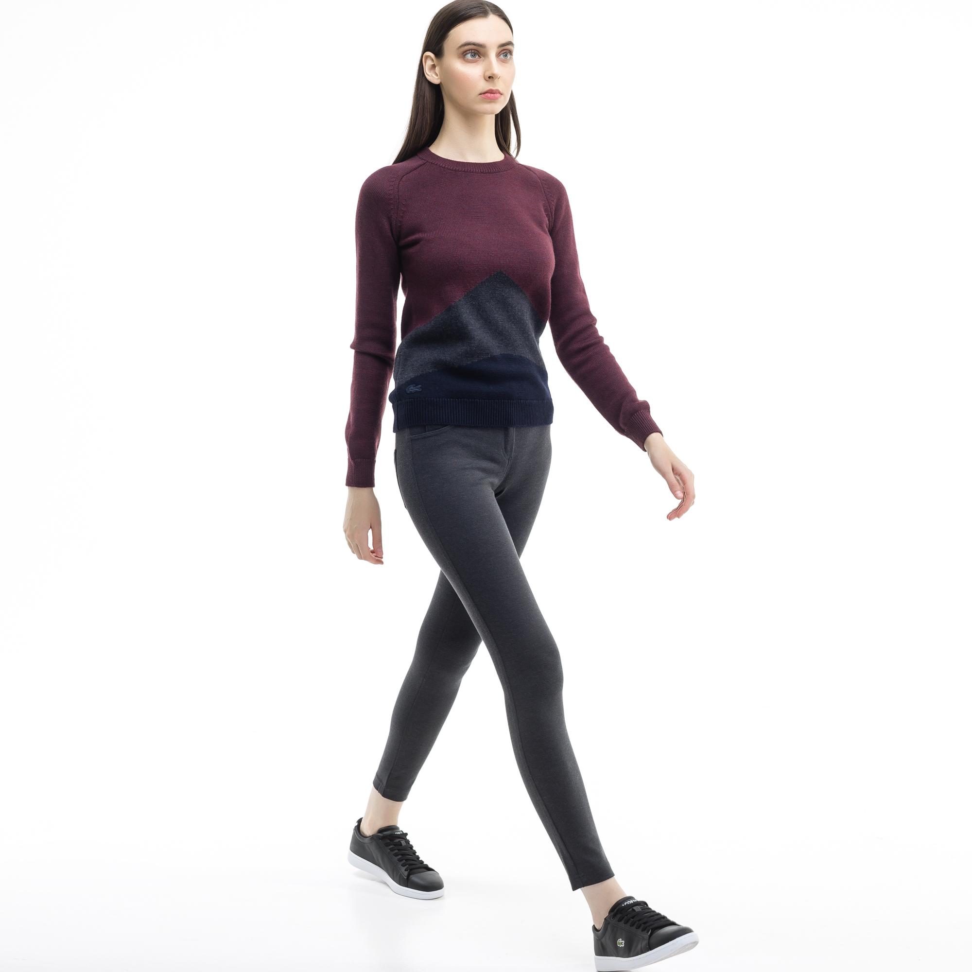 Lacoste | черный Брюки Lacoste Regular fit | Clouty