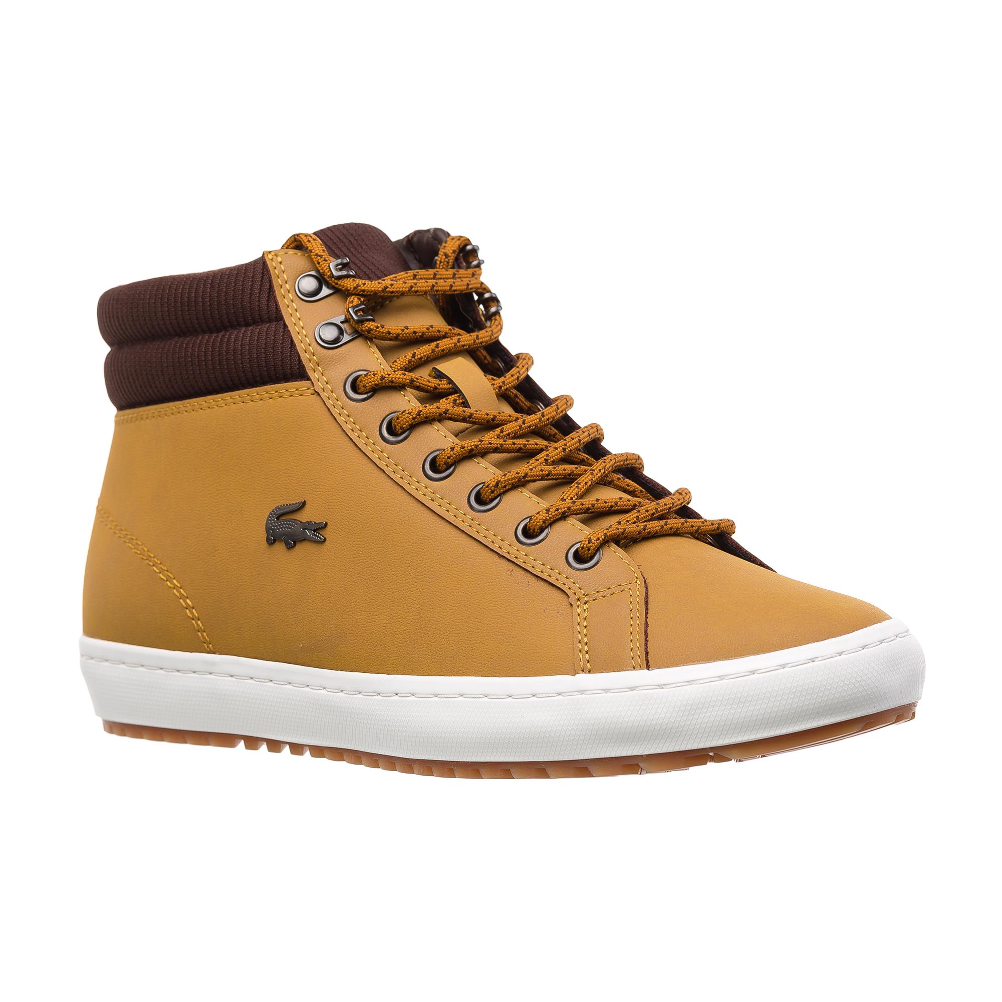 Lacoste | коричневый Straightset Insulac3181 | Clouty