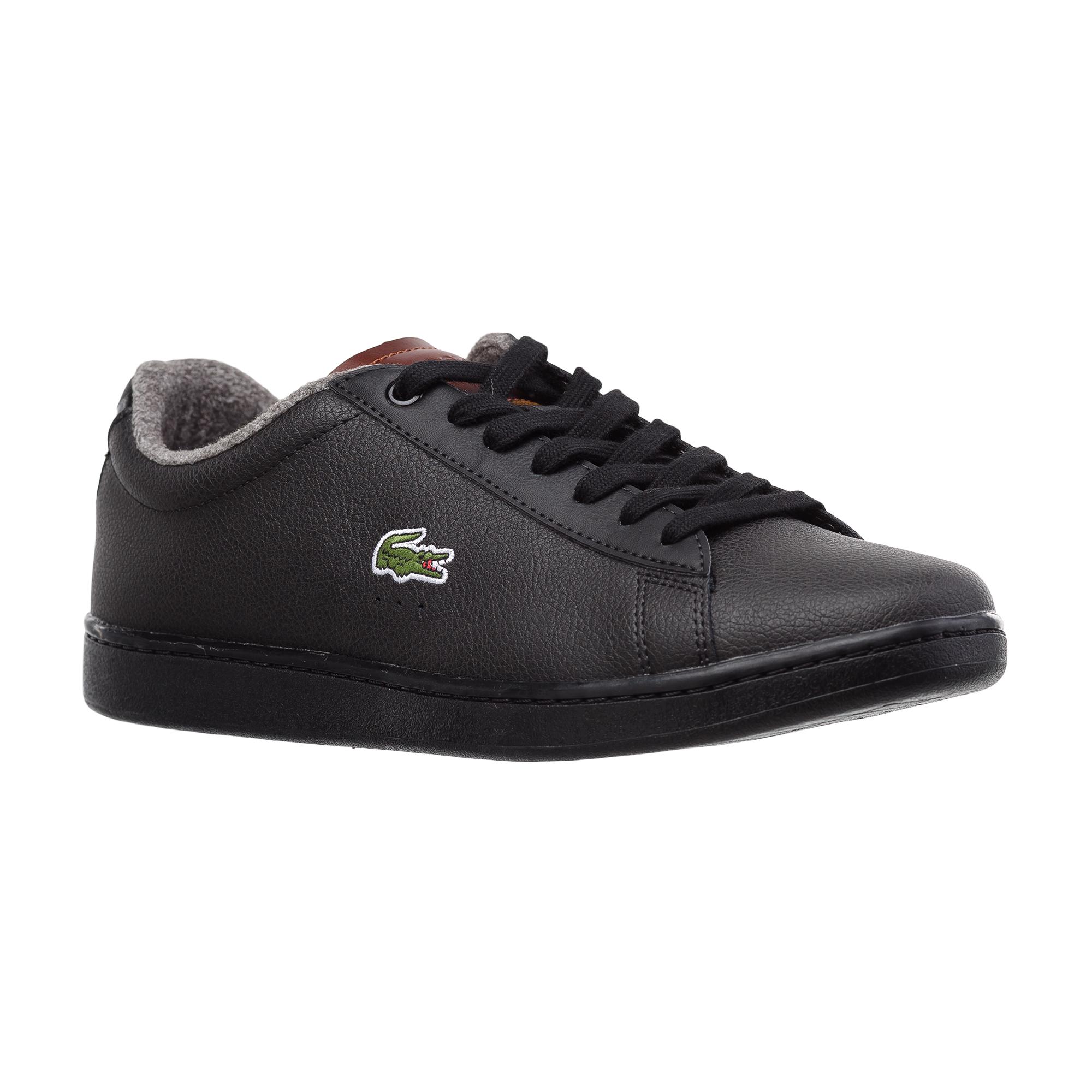 Lacoste | черный Carnaby Evo 318 2 | Clouty