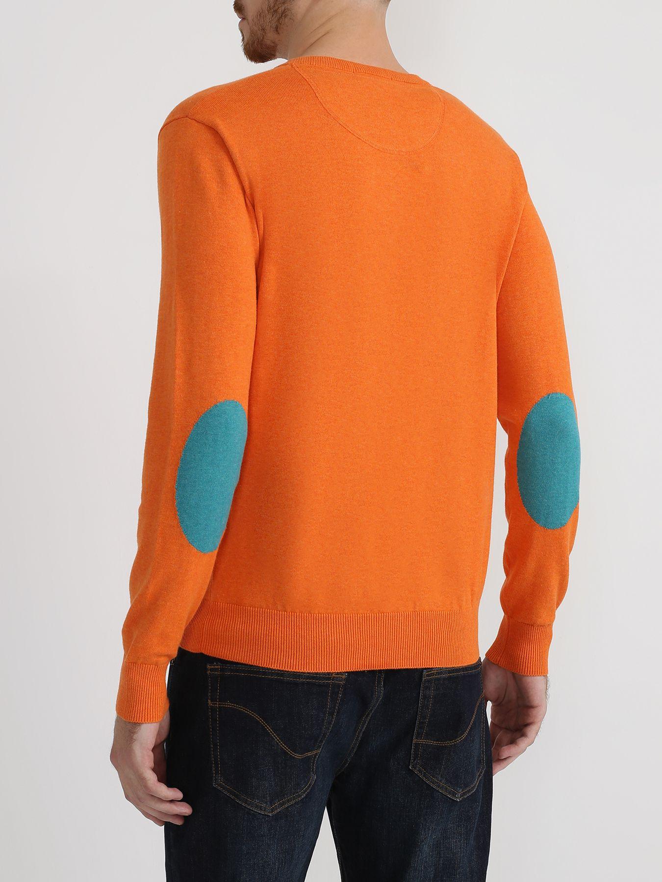 Ritter Jeans | Ritter Jeans Хлопковый пуловер | Clouty