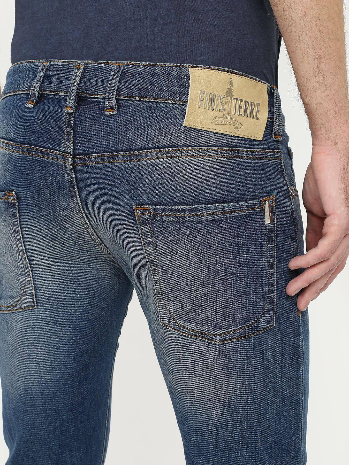Finisterre | Finisterre Узкие мужские джинсы | Clouty