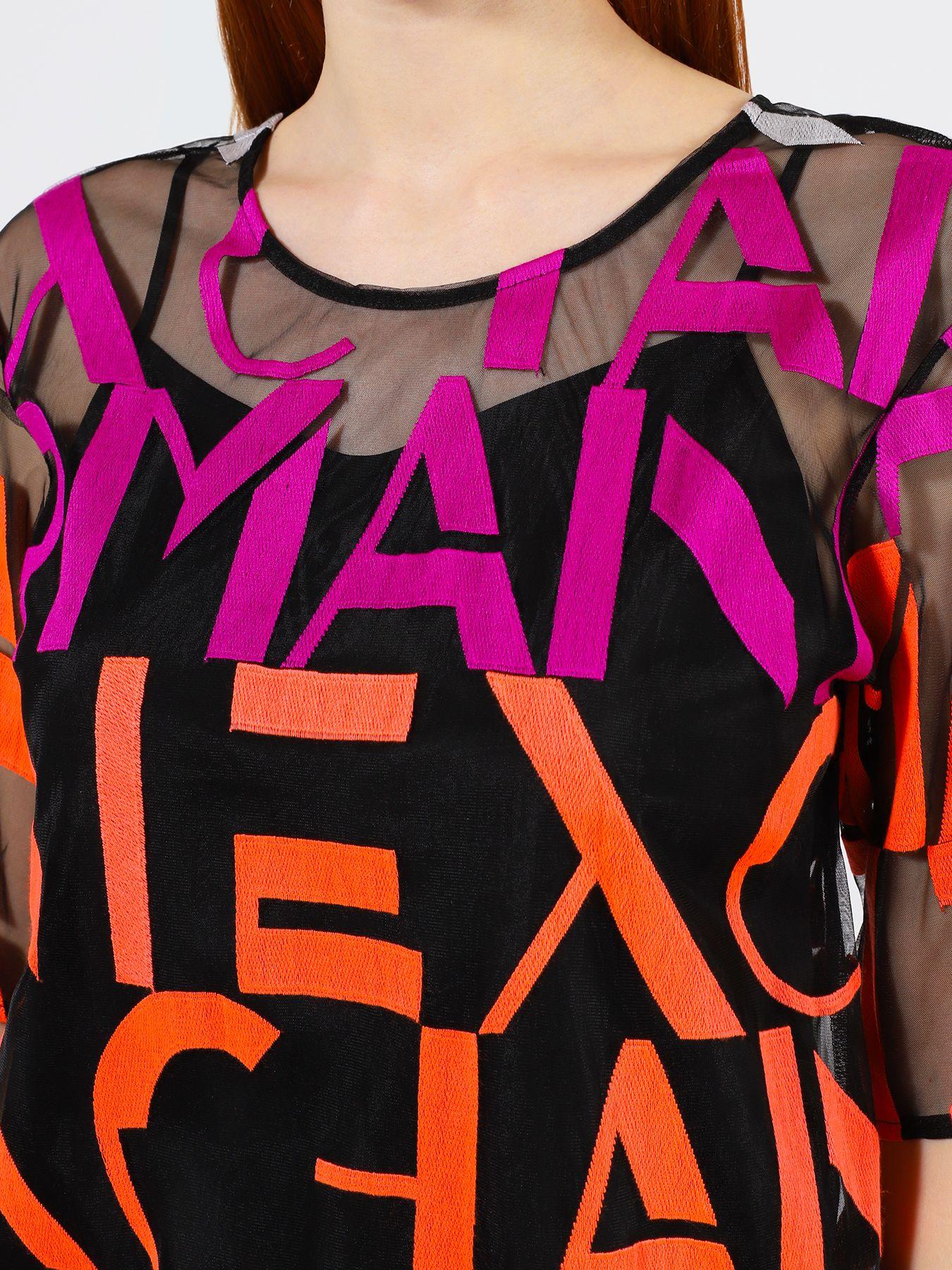 Armani Exchange | Armani Exchange Блузка-двойка | Clouty