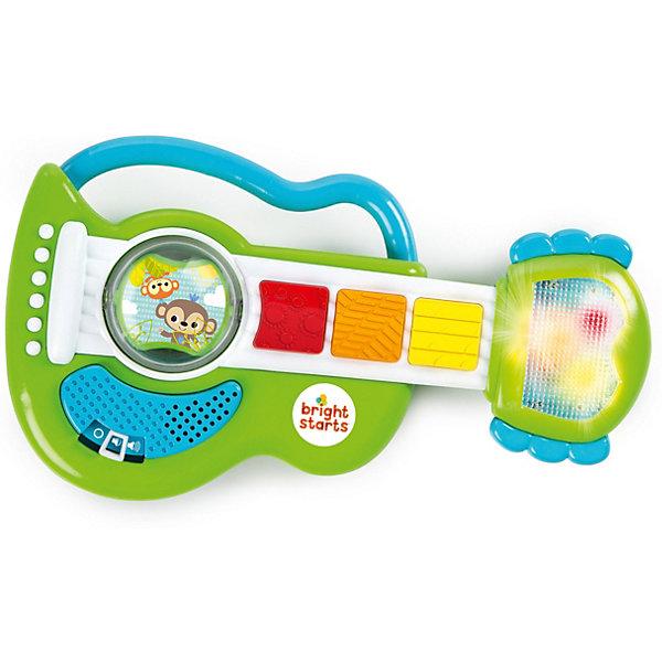 "Bright Starts | Гитара с погремушкой Bright Starts ""Рокзвезда | Clouty"