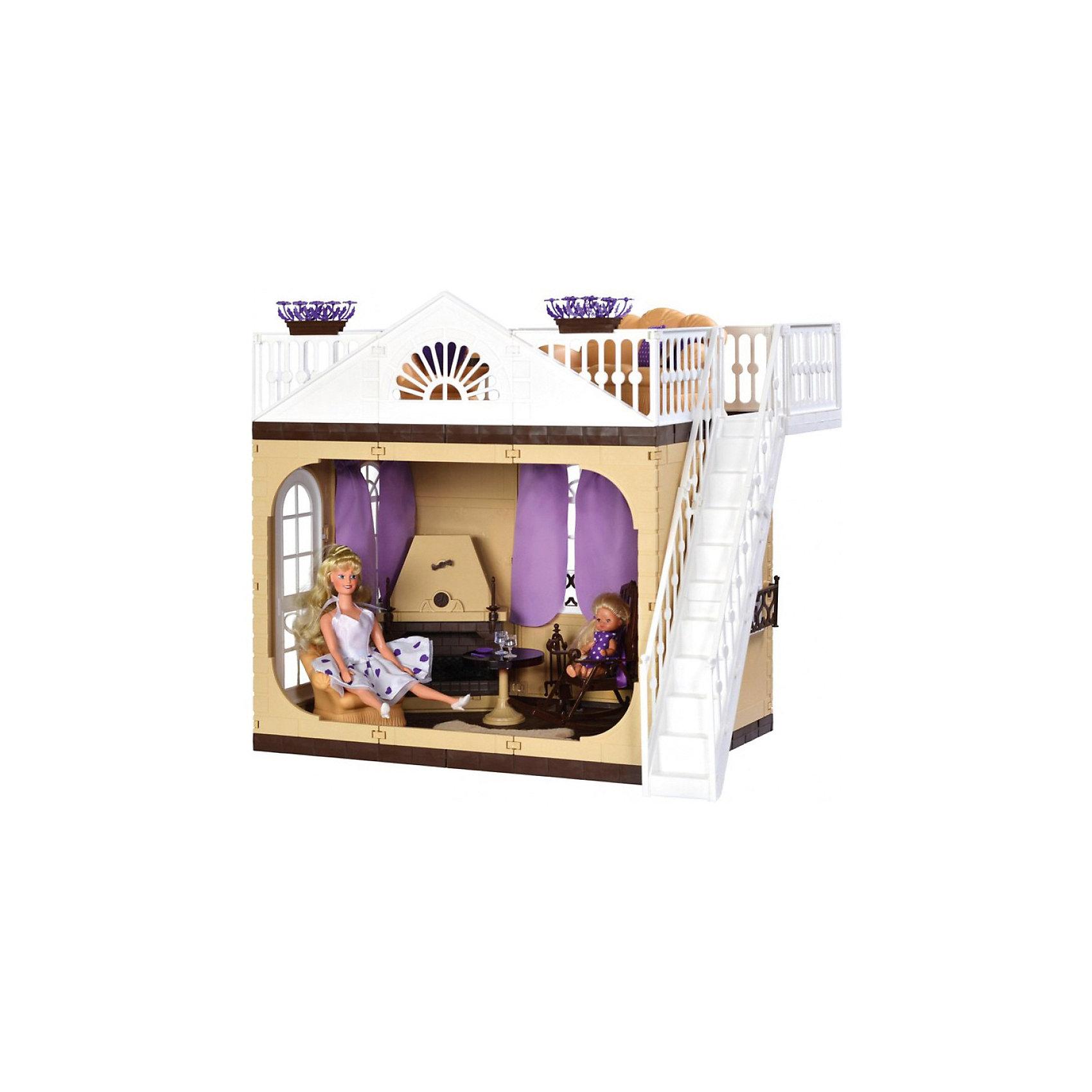 Огонек | Дом дачный Огонёк Коллекция, 47 см | Clouty