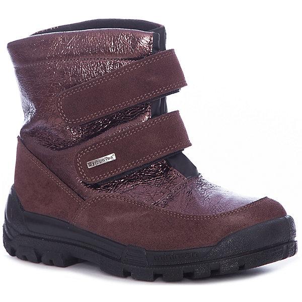 Minimen   Утепленные ботинки Minimen   Clouty
