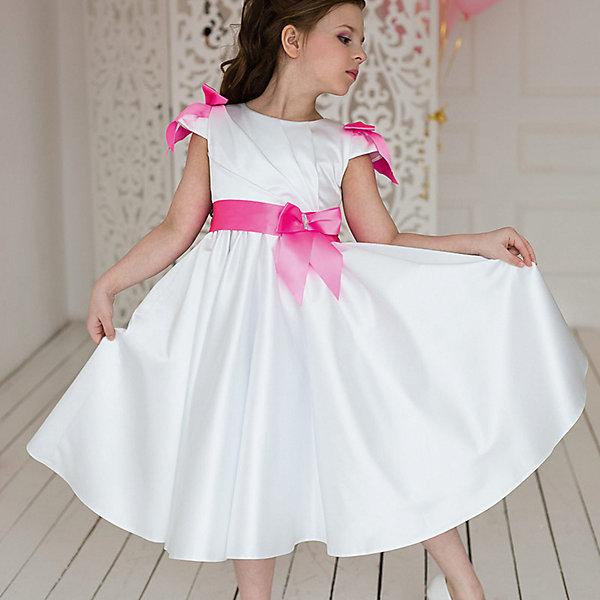 7d636e9dcc7aa9 Платье нарядное Barbie™ для девочки CL000017954795, цвет: розовый ...