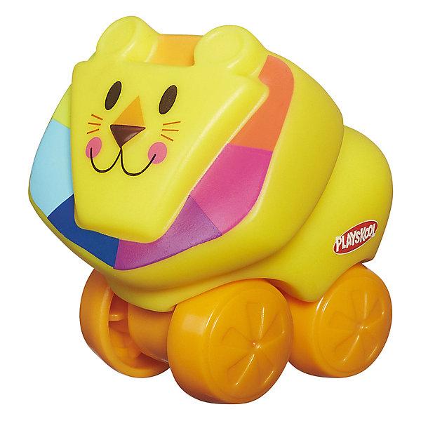 "Hasbro | Игрушка-каталка Playskool ""Возьми с собой"" Мини-львёнок | Clouty"