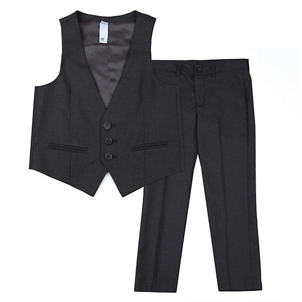 s'COOL | Комплект S'cool: жилет и брюки | Clouty
