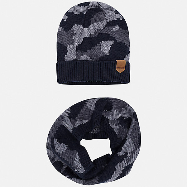 Mayoral | Комплект Mayoral: шапка и снуд | Clouty