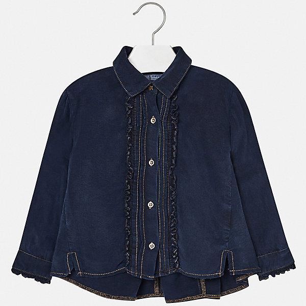Mayoral | Джинсовая рубашка Mayoral | Clouty