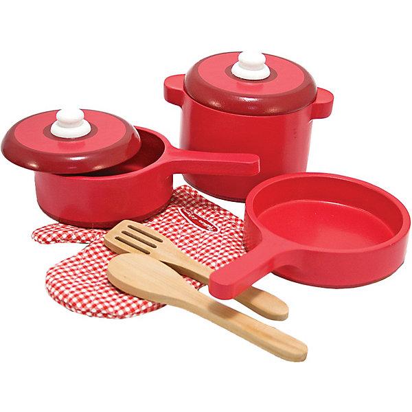 Melissa & Doug | Набор посуды Melissa&Doug | Clouty
