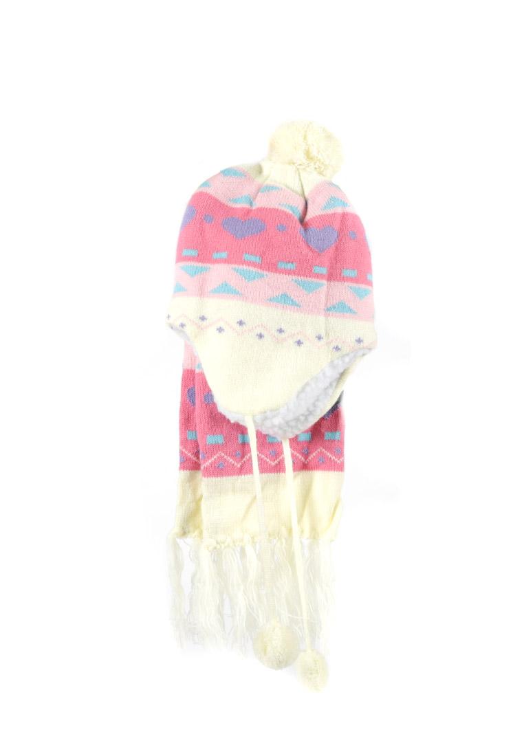 Kari   Набор шапка и шарф детский для девочек kari   Clouty