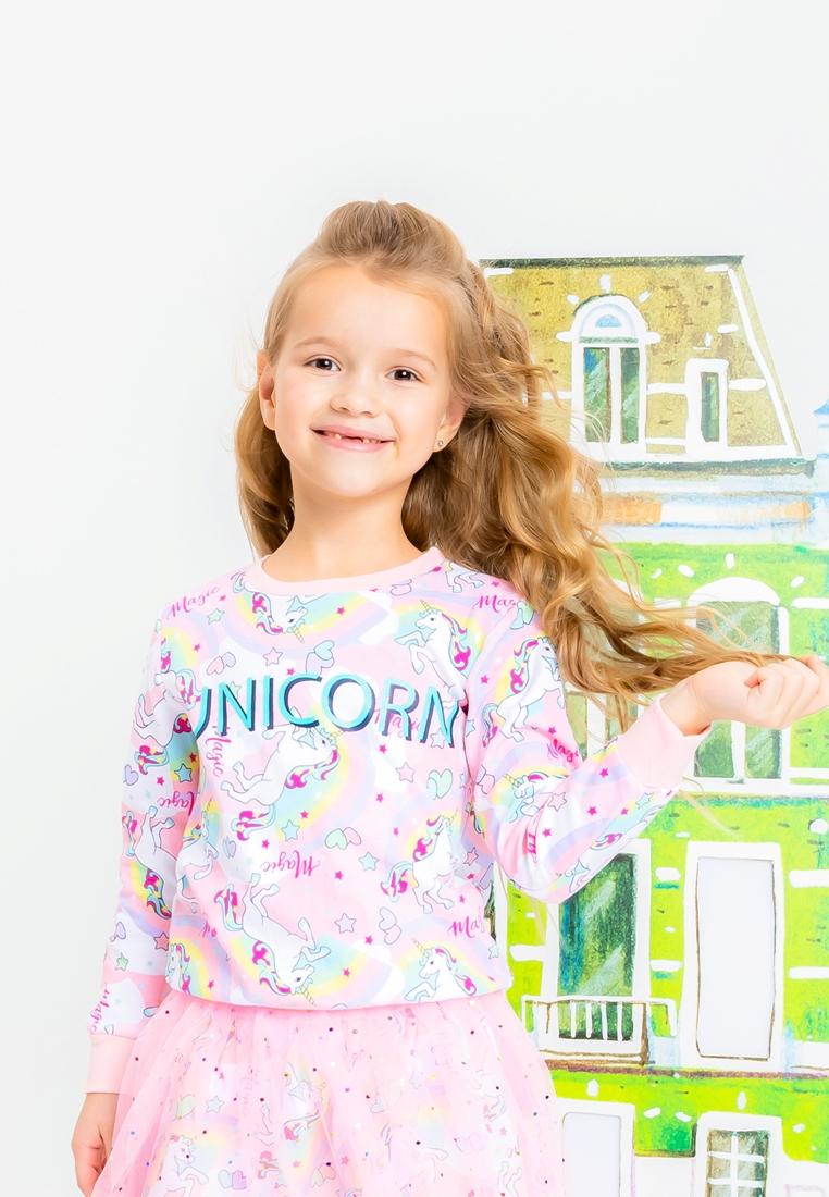 Max&Jessi | Толстовка детская для девочек Max&Jessi | Clouty