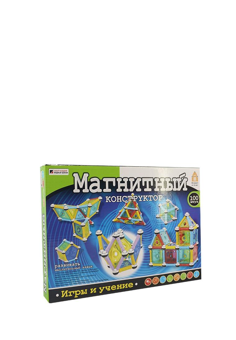Kari   Магнитный конструктор, 100 элемент. bt536039 kari   Clouty