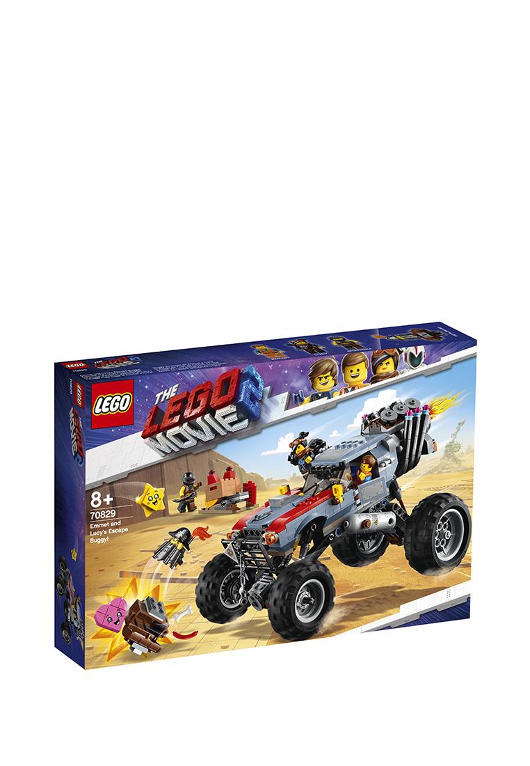 Lego | Lego lego movie 70829 побег эммета и дикарки на багги | Clouty