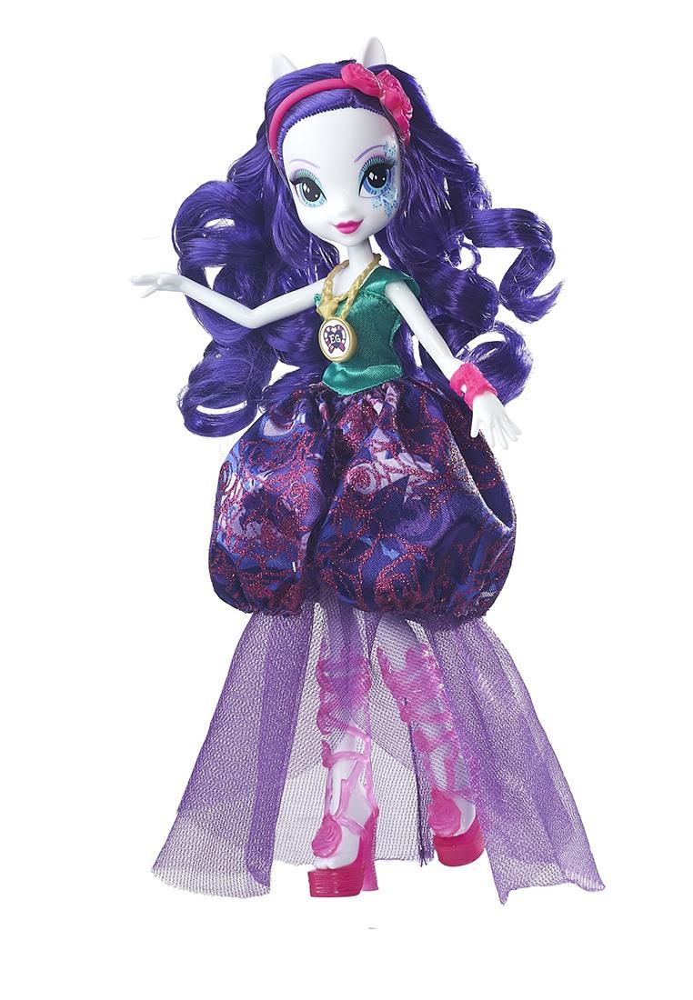 MLP EQUESTRIA GIRLS | Хасбро - кукла делюкс с акс легенда вечнозеленого леса в ассорт MLP EQUESTRIA GIRLS | Clouty