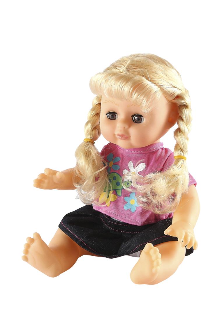 Kari | Кукла со звуком, на бат. 36001 kari | Clouty