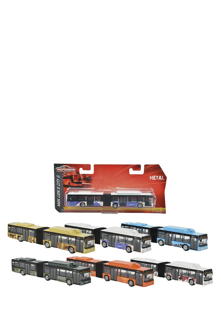 Majorette | Городской автобус, 18,5 см, 1:100, 3в. 1/12 Majorette | Clouty