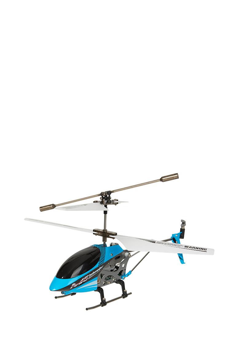 Skytech   Вертолёт skytech на ик 3.5-канал., син. er515074-1b Skytech   Clouty