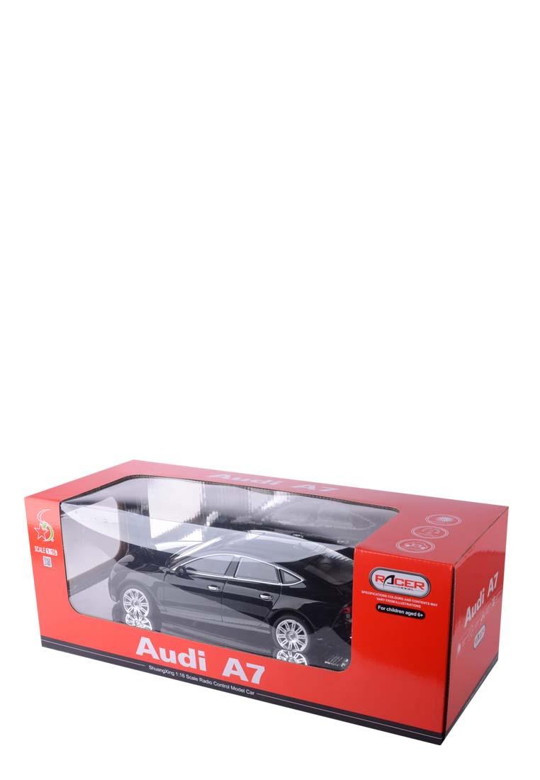 AUDI | Машина audi a7 на р/у чёрная 1:16 967b AUDI | Clouty